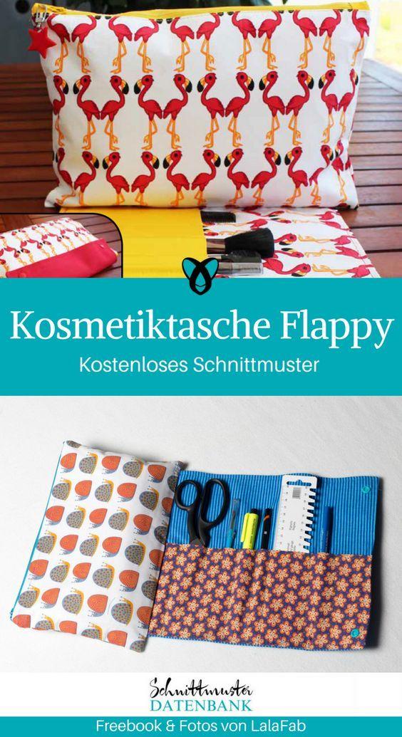 Photo of Kosmetiktasche Flappy