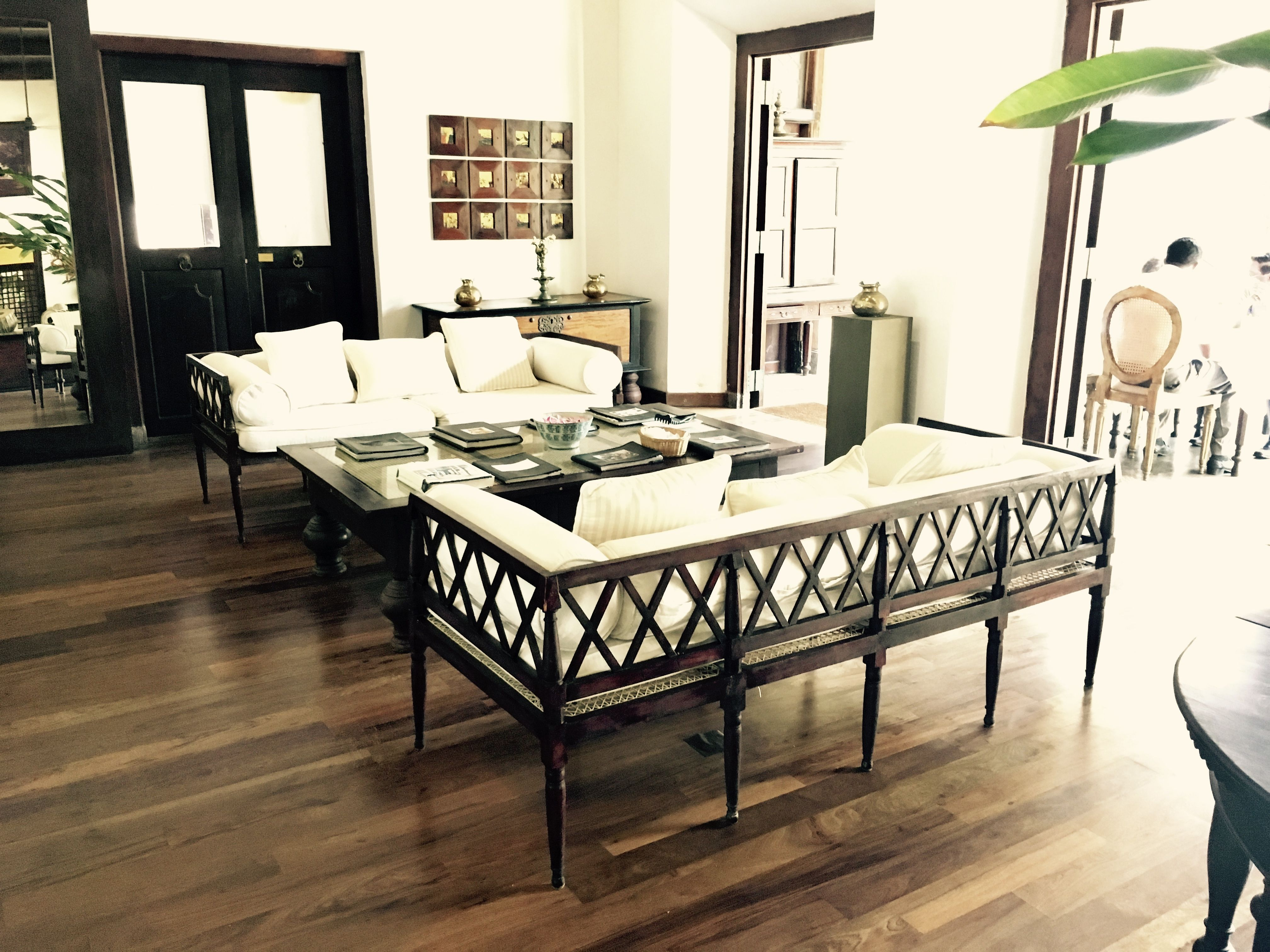 Colonial Style Hotel In Galle, Sri Lanka