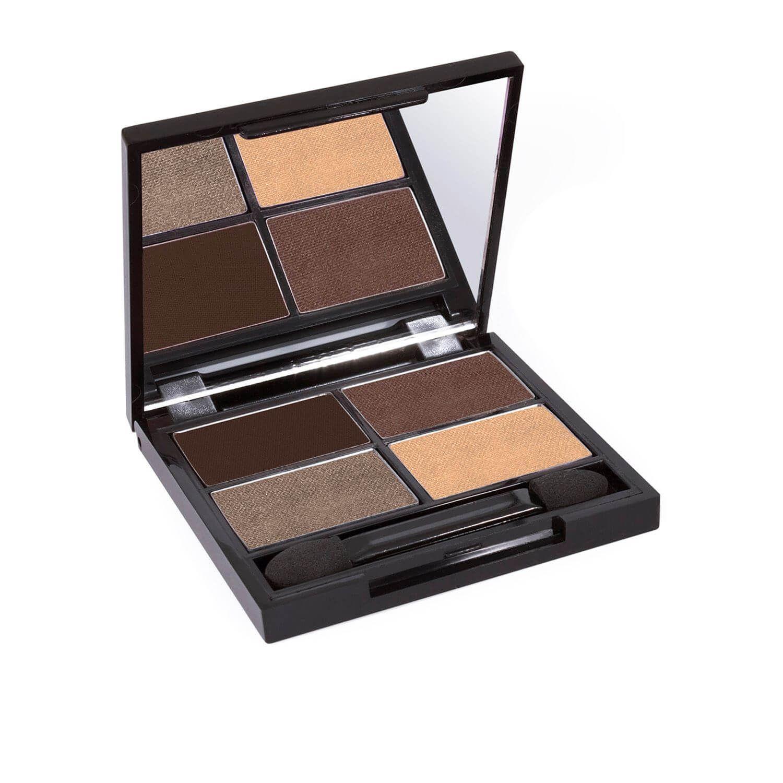 Zuii Organic Flora Eyeshadow Quad Natural Eyeshadow