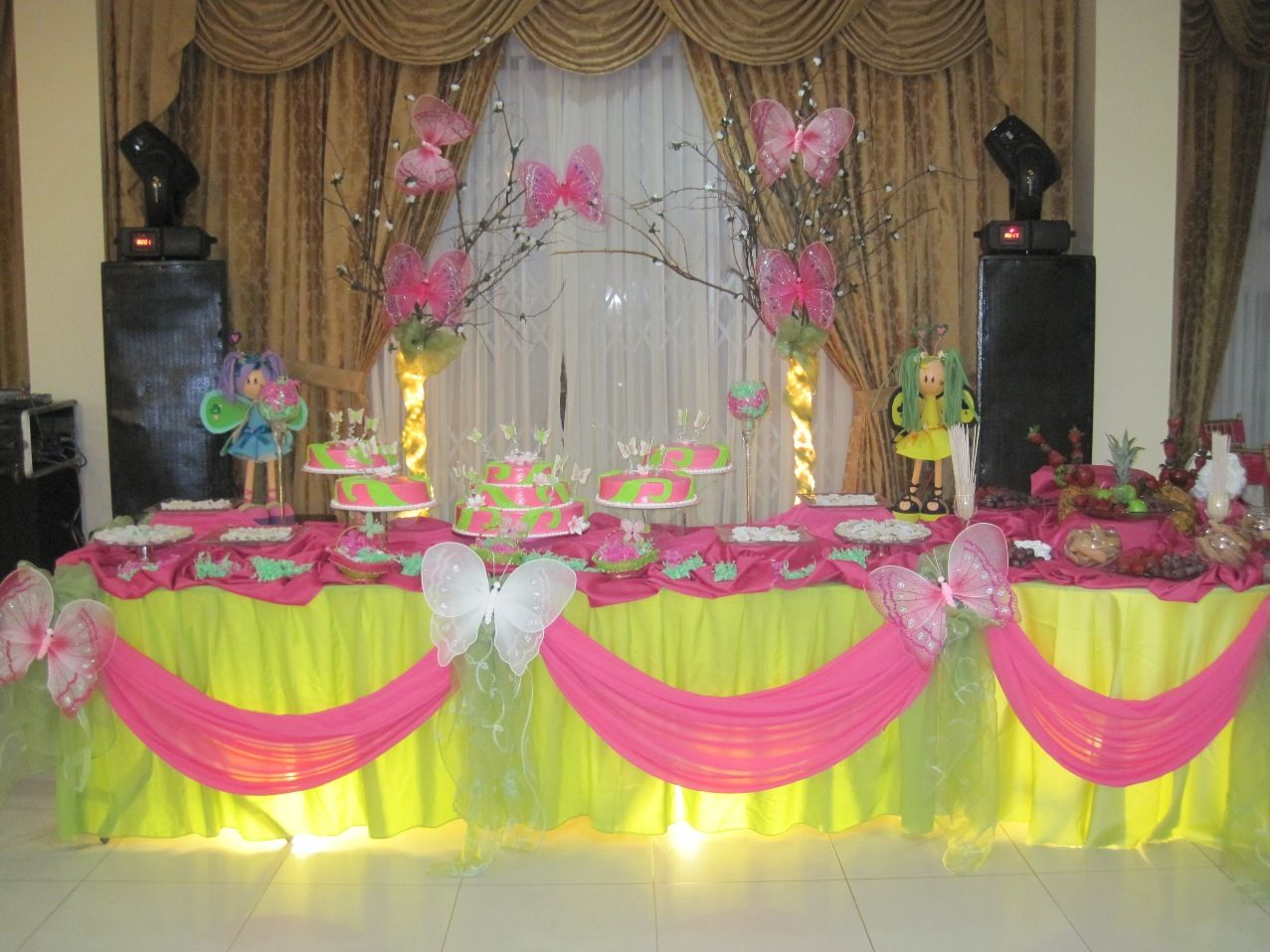 Classroom Decoration Ideas For Quinceaneras ~ Main table decorations for quinceanera