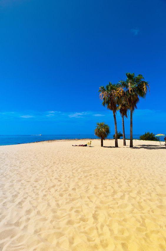Sombrero Beach Marathon Key Florida Keys
