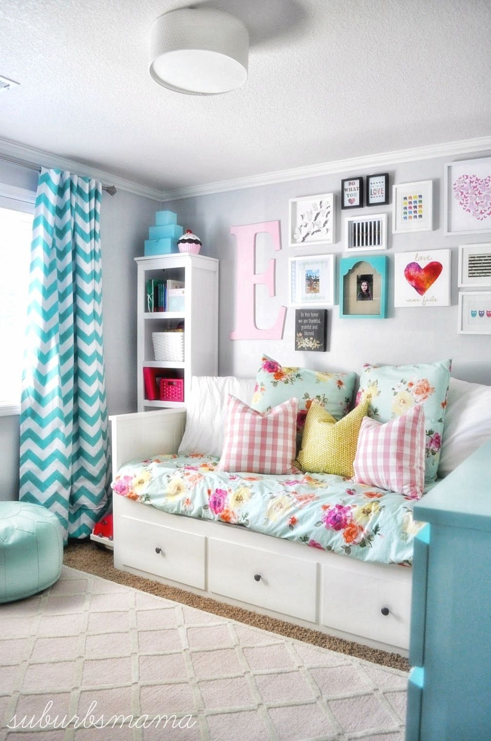 Kids Bedroom Designs For Girls 10 Decorating Ideas For A Girl S Room Josh And Derek Home And Patio Decoration Ideas Girl Bedroom Decor Small Room Bedroom Girl Room