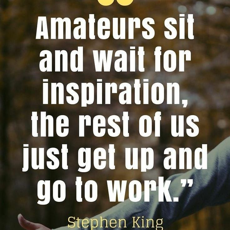 Happy Tuesday friends!! Get up and do what inspires You! Do just sit