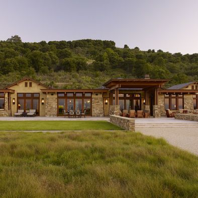 Southwestern Style Design Ideas Pictures Remodel And Decor Rustic House Plans Ranch House Plans Modern Ranch