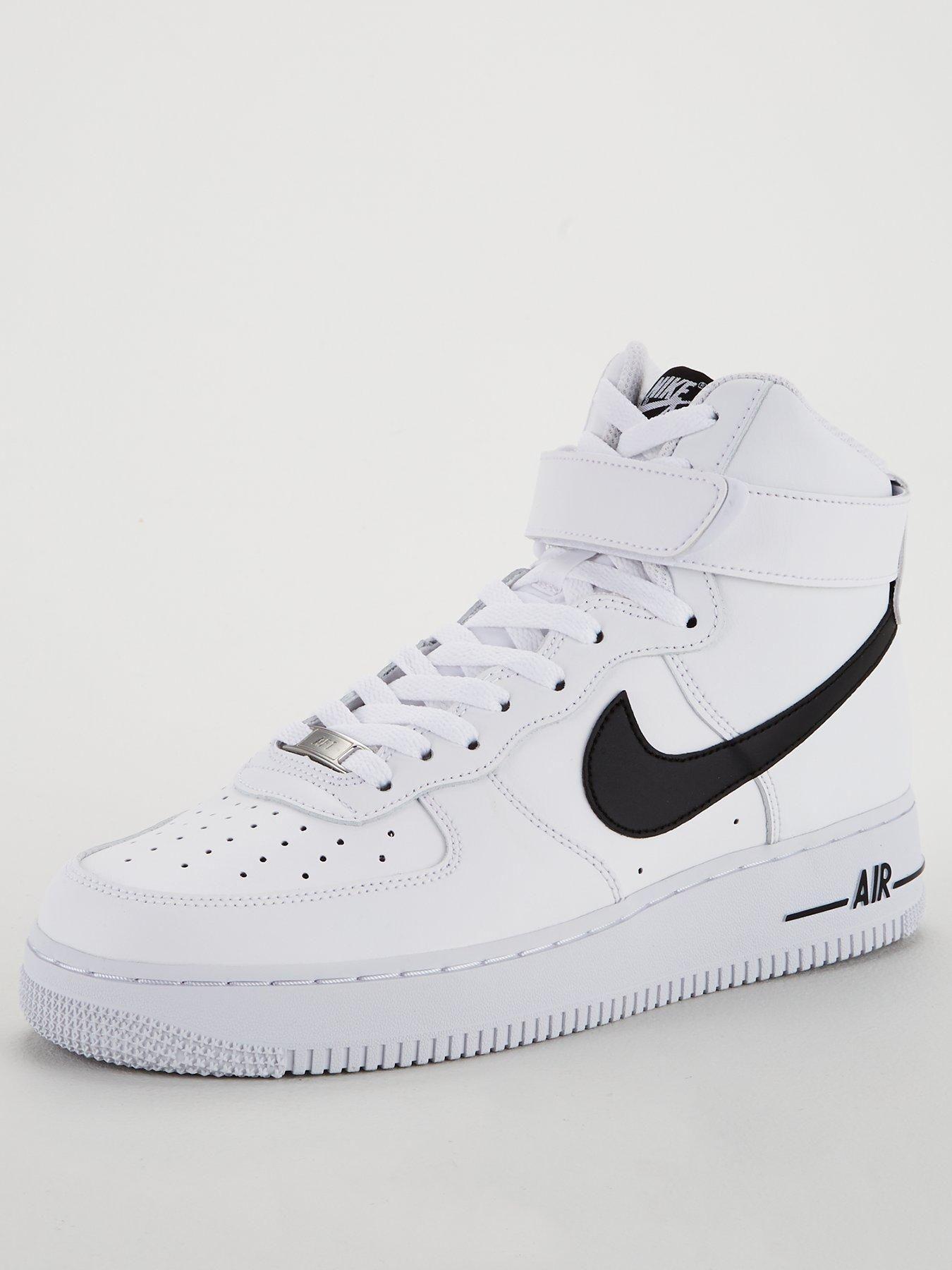 air force 1 high '07 noire et blanche