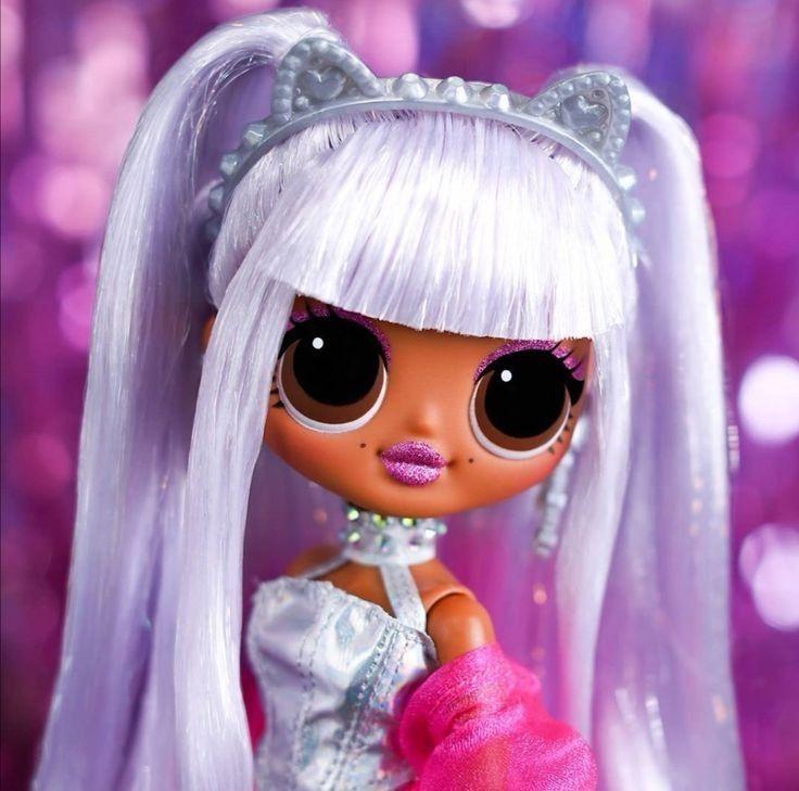 Lol Omg Remix Kitty K Black Bratz Doll Lol Dolls Cute Dolls
