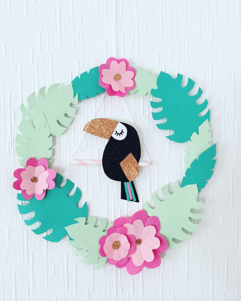 Trousse de bricolage jolie fleur fées Coloré Enfant Décoration DIY Fées nouveau.