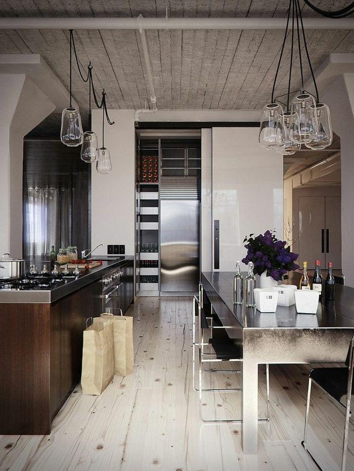 30 k chengestaltung beispiele schicke ideen f rs k chen design design pinterest design. Black Bedroom Furniture Sets. Home Design Ideas