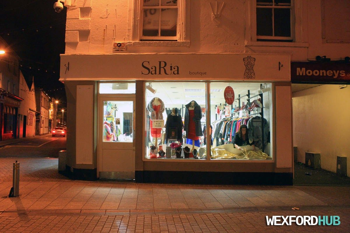 Sara Boutique on North Main Street  Previously home to