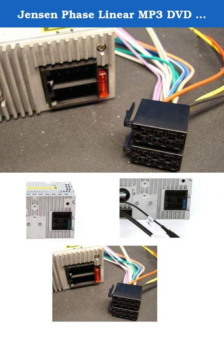 Jensen Vm9324 Wire Harness   Wiring Diagram