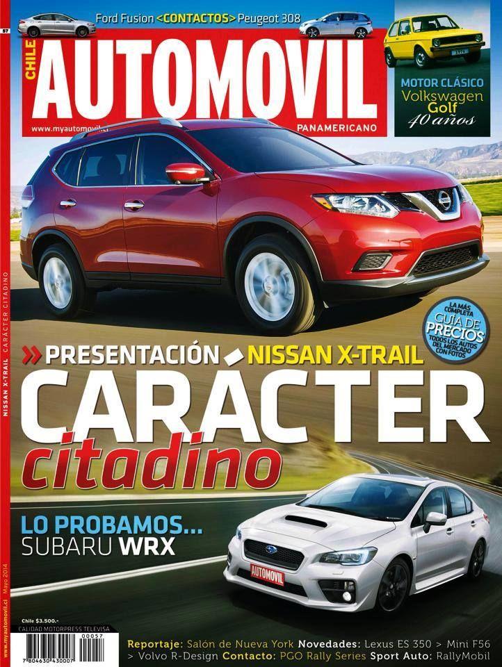 Revista Automóvil, edición chilena.