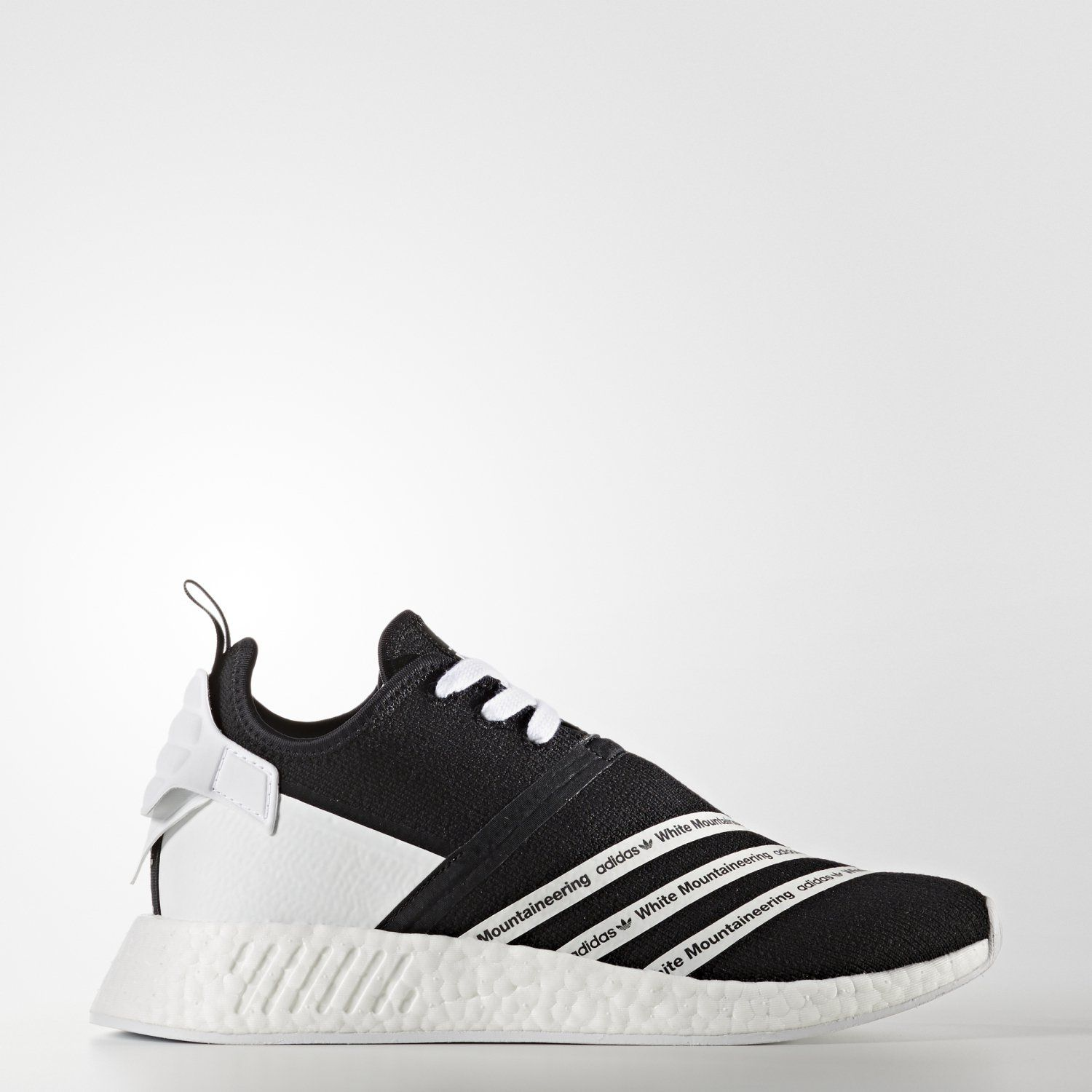 WM NMD Design R2 Offer PK White Mountaineering Black