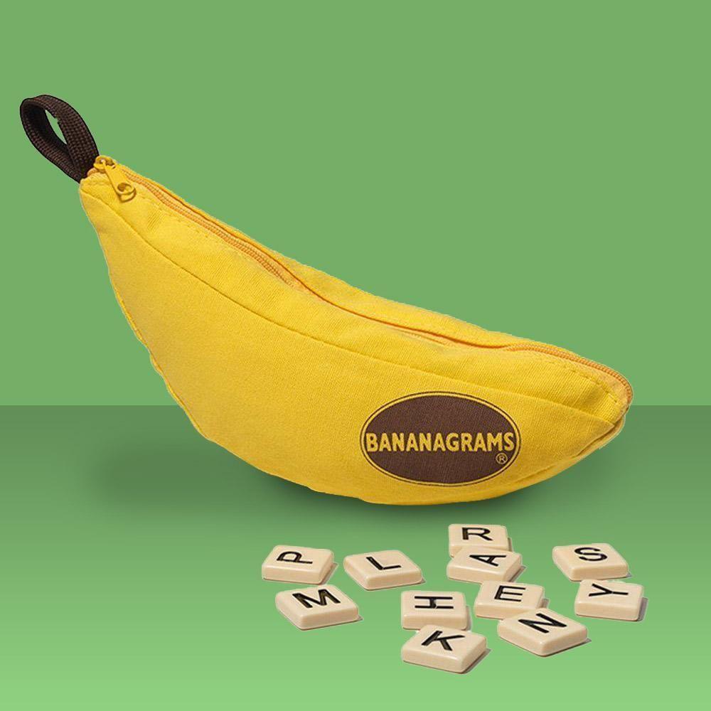 Bananagrams The AwardWinning Anagram Game Games