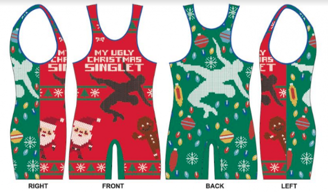 f5c203b0 Our MyHOUSE Ugly Christmas Sweater Singlet are designed exclusively by  MyHOUSE Sports Gear. With its