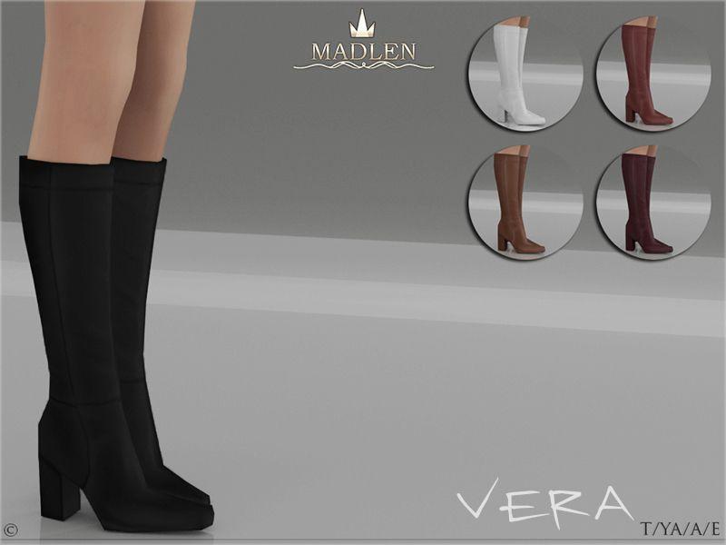 MJ95's Madlen Vera Boots