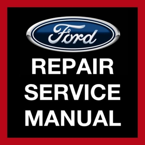 schedule ford escape 2002 2004 2005 2006 2007 workshop service rh pinterest com 2002 ford escape repair manual pdf 2002 ford escape shop manual pdf