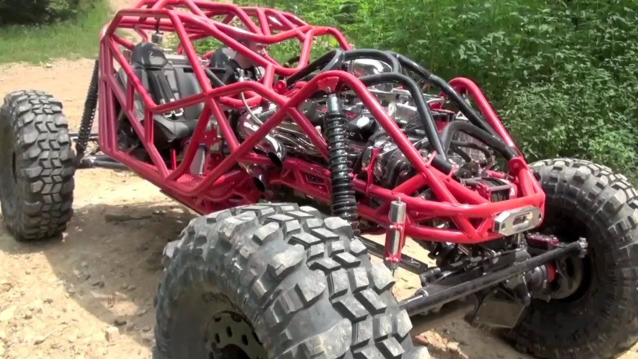 Buggy Extreme Offroad 4x4 Offroad Sand Rail Dune Buggy