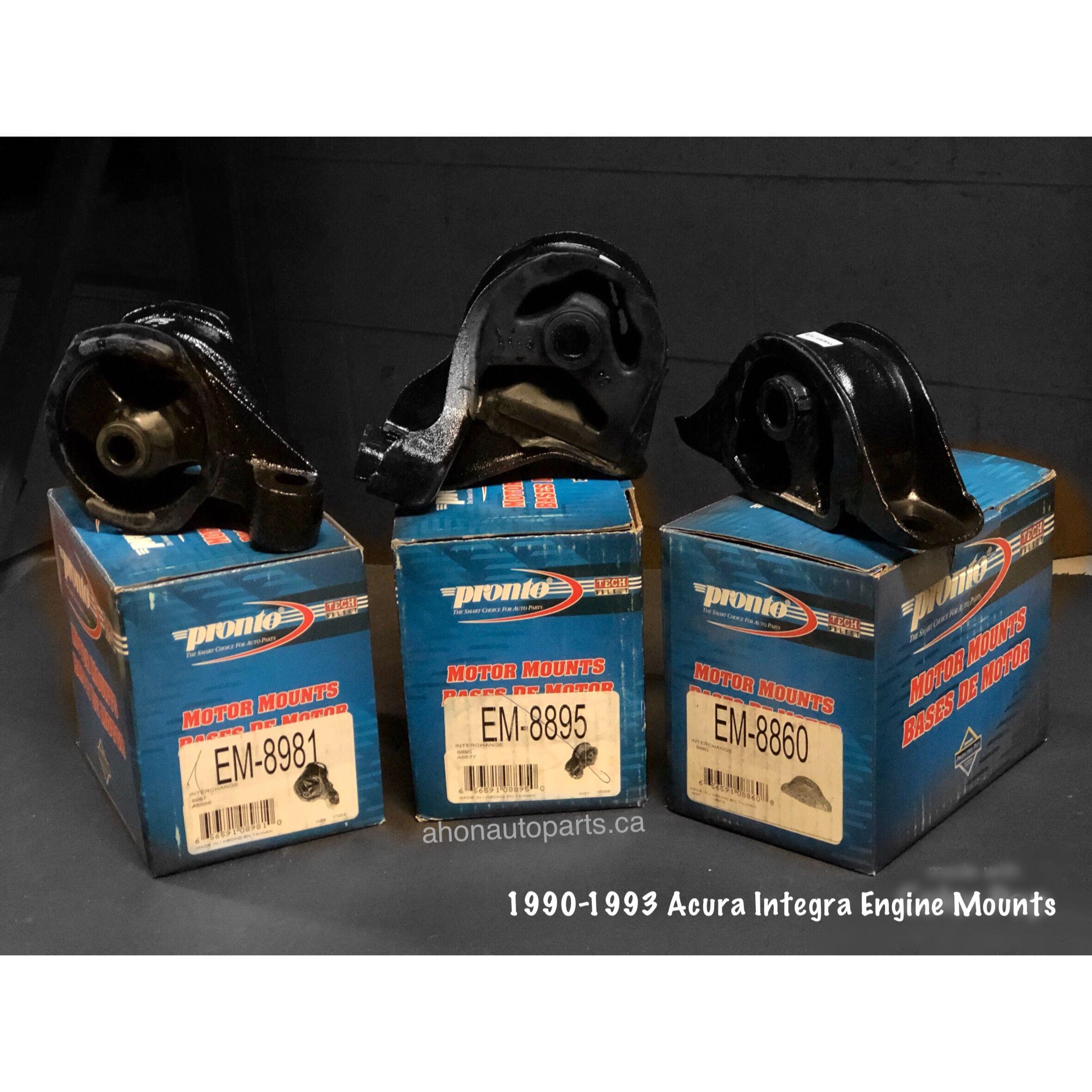Westar Engine Mounts For 1990-1993 Acura Integra EM8860