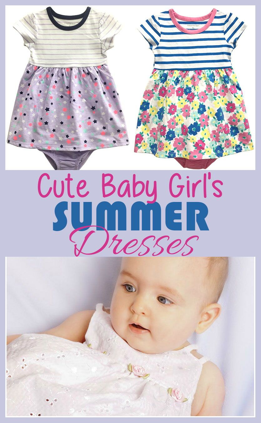 7a993a26d9ab Summer is all about flowers, bright colors and cute dresses, isn't it!  These dresses are so adorable for my baby girl. Can't wait for the warm  weather and ...