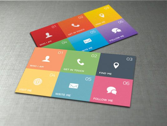 18 free business card templates | Card templates, Business cards and ...