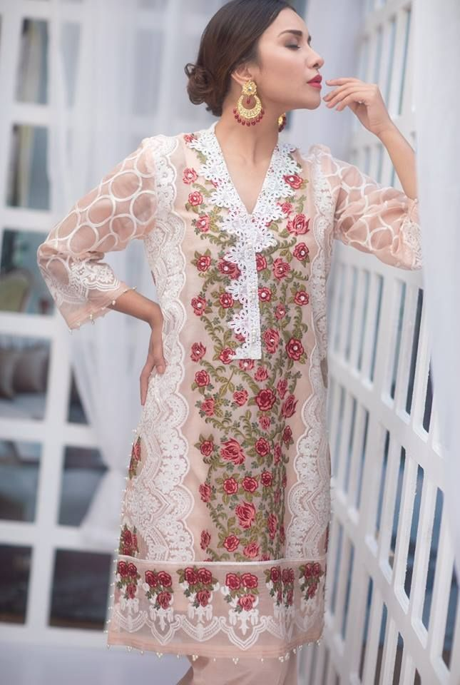5effe124c3 Replica Lawn Suits Online Shopping in Pakistan. *REPLICA* Agha Noor  Broshiya Kurti | Cash on Delivery all over UAE | WhatsApp: +92 335 321 2246