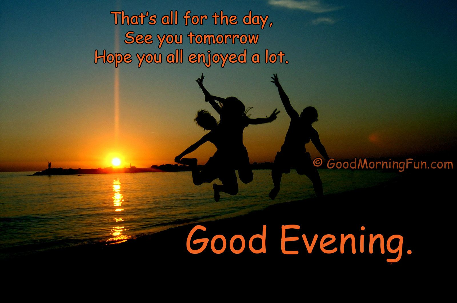 Best Funny Good Evening Wish For Friends Good Evening