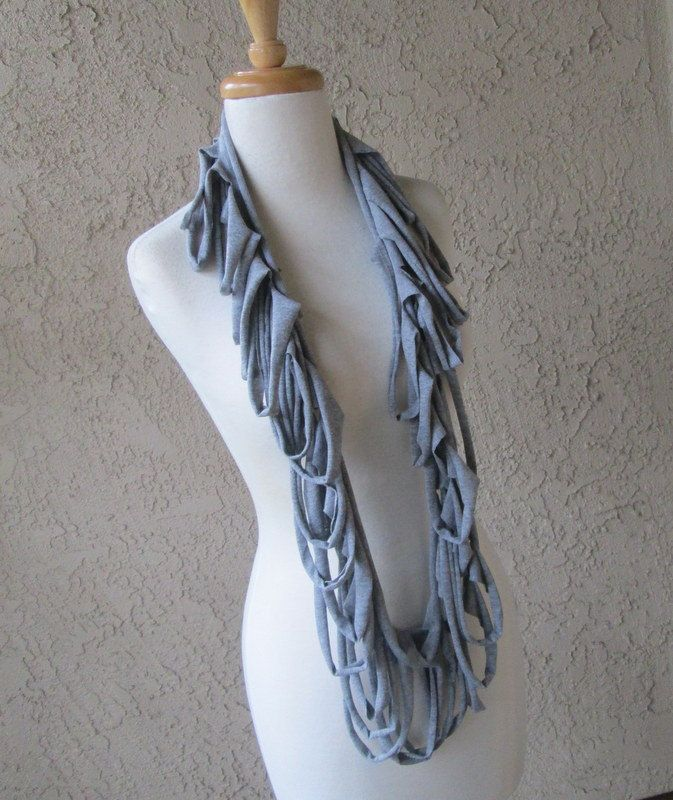 Pin By Melissa M On Scarf Crazy With Images: Pin On Tee Shirt Scarves