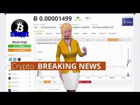 bitcoin scrypt)