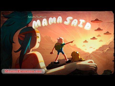 Hora De Aventura 7 Temporada Mama Said Episdio 4 Hora De Aventura Aventura Temporadas