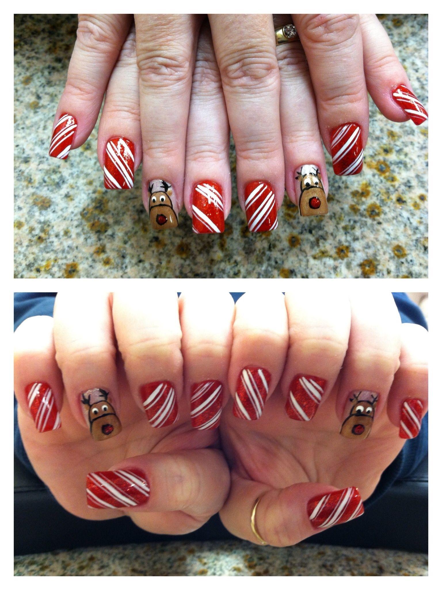 Nailart Nail Acrylics Nails Design By Gigi Nguyen Nailz