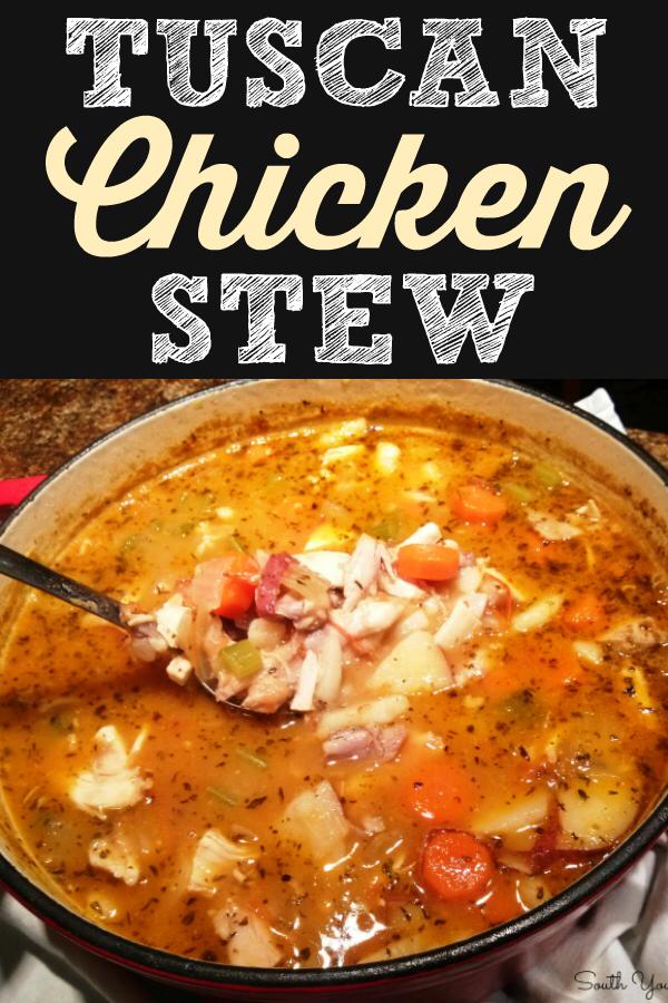 Photo of Tuscan Chicken Stew