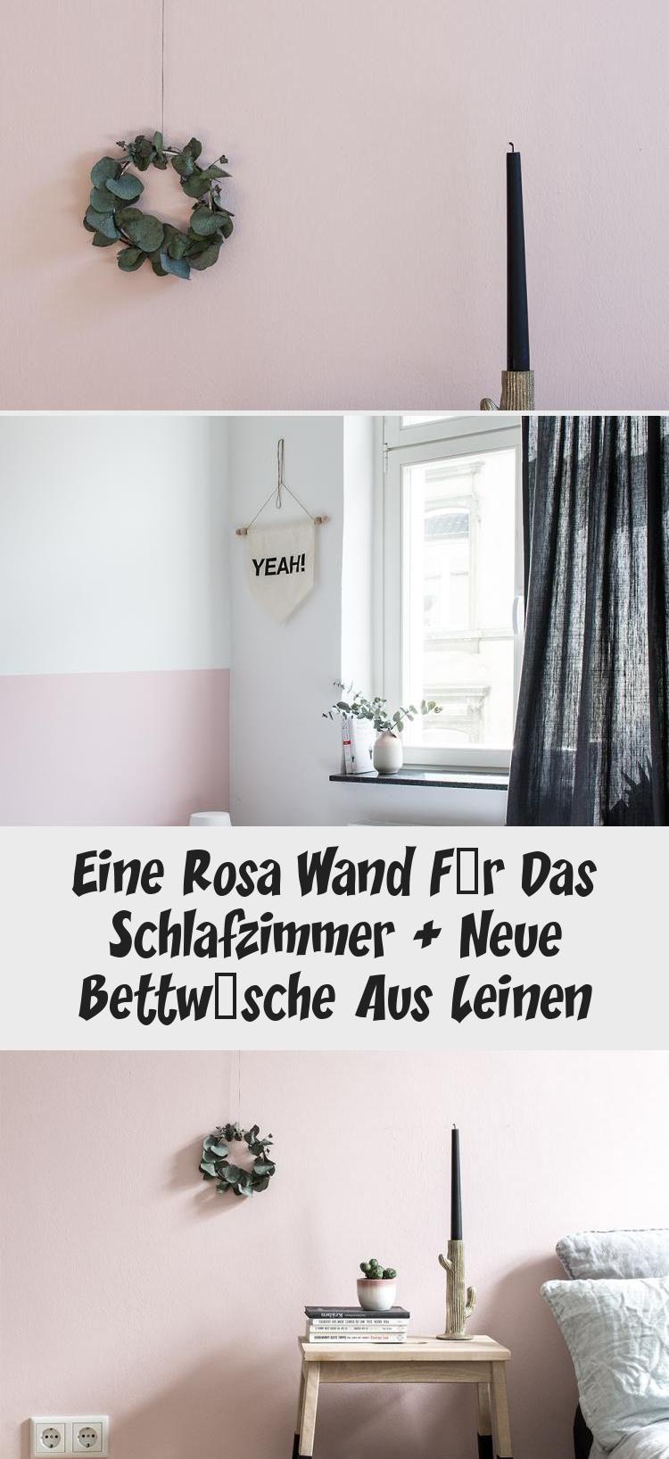Halbhoch Rosa Die Wand Im Schlafzimmer Www Kolorat De Kolorat Wandfarbe Streichen Dekorationrosa Schlafzimmer Wandfarbe In 2020 Rosa Wande Zimmer Schlafzimmer