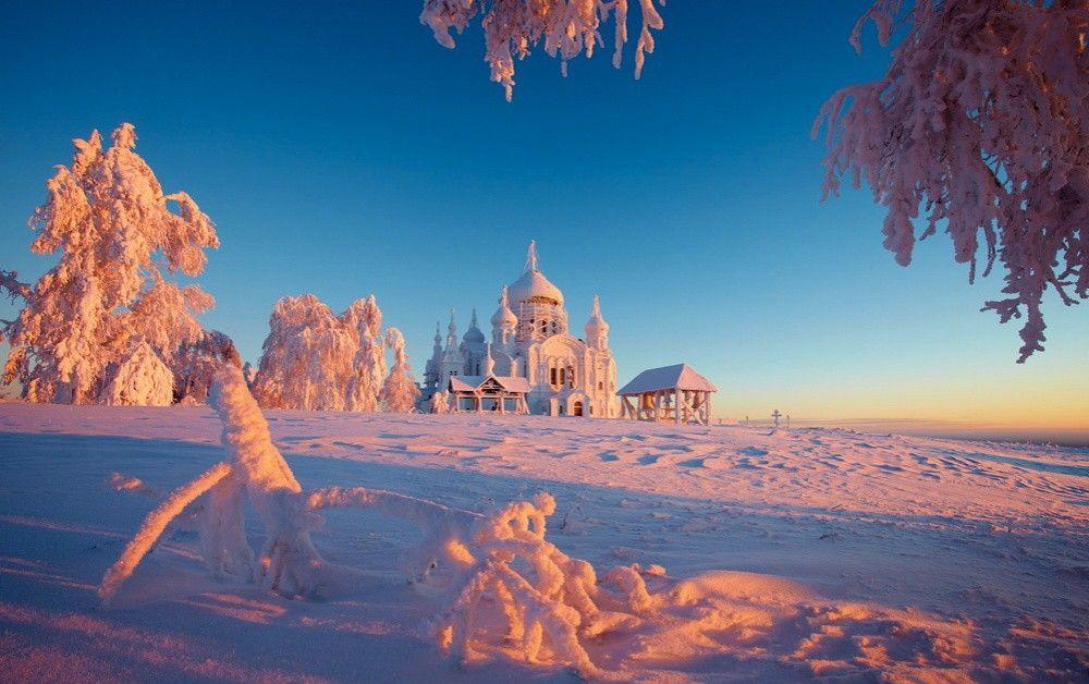 Картинка россия зима