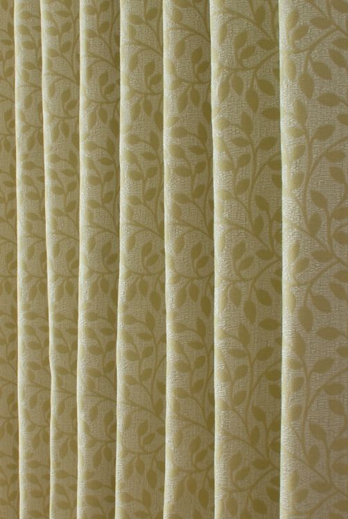 Beau Pistachio Made To Measure Curtains