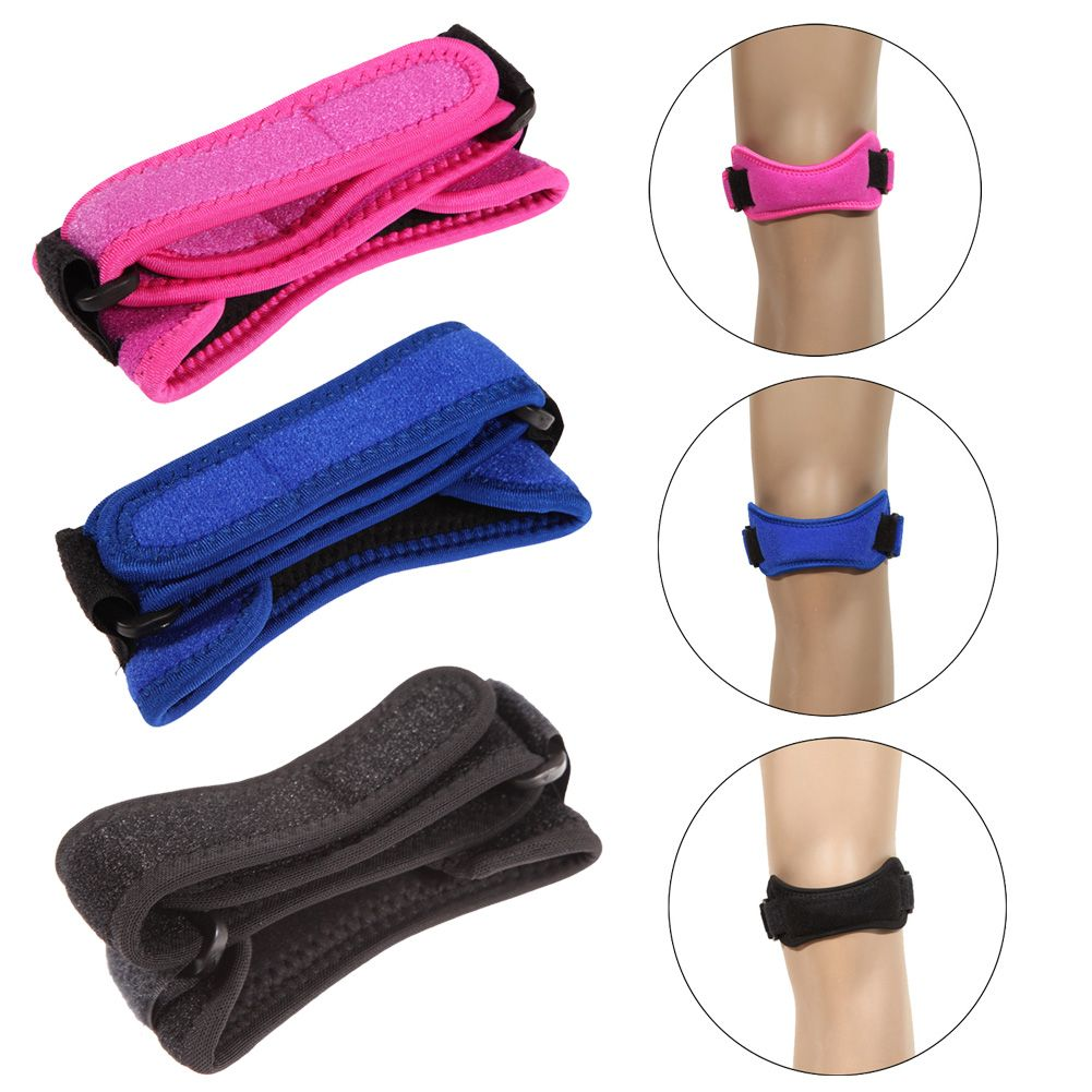Jumpers Runners Professional Knee Basketball Strap Support Band Leg