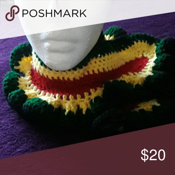 Scarf Crochet neck warmer Accessories Scarves & Wraps