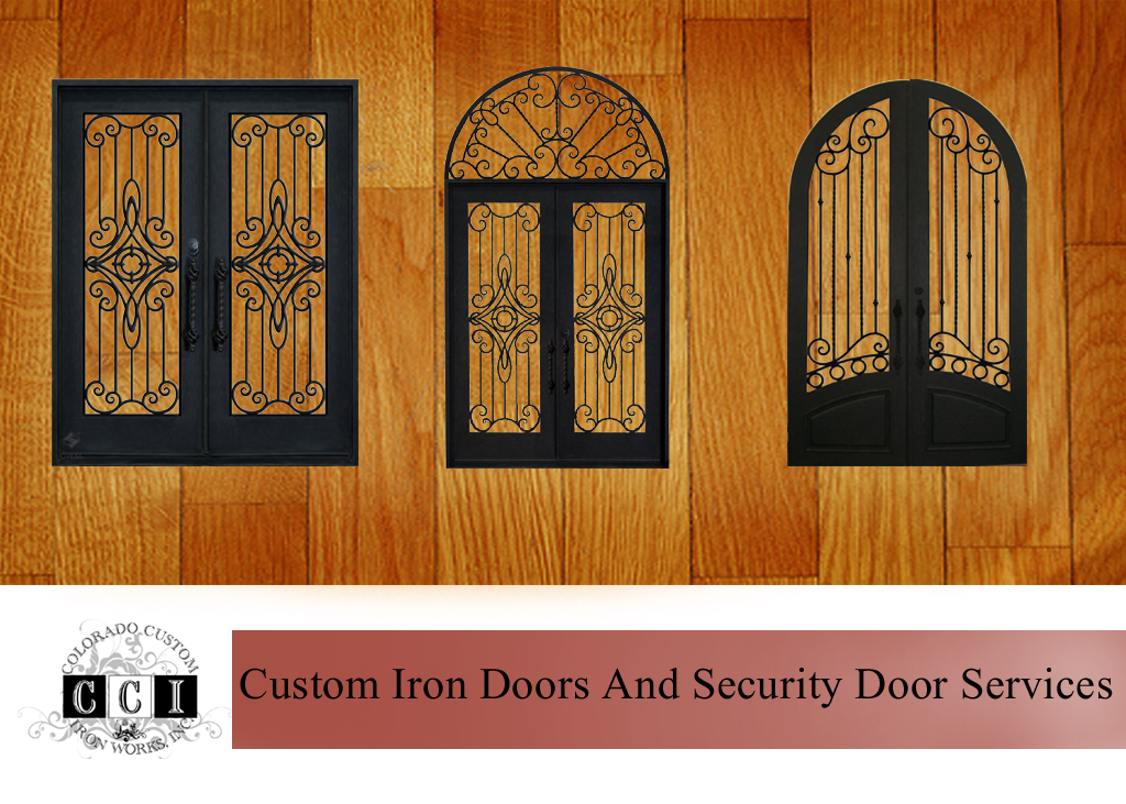 Colorado Custom Iron brings you the finest and best collection of storm doors security doors & Colorado Custom Iron brings you the finest and best collection of ... pezcame.com