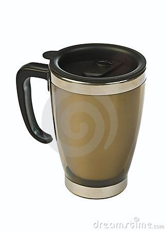Thermal Insulated Travel Coffee Mug