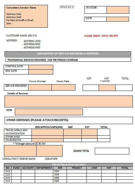 office cleaning invoice template Free Cleaning Invoice Templates - purchase invoices