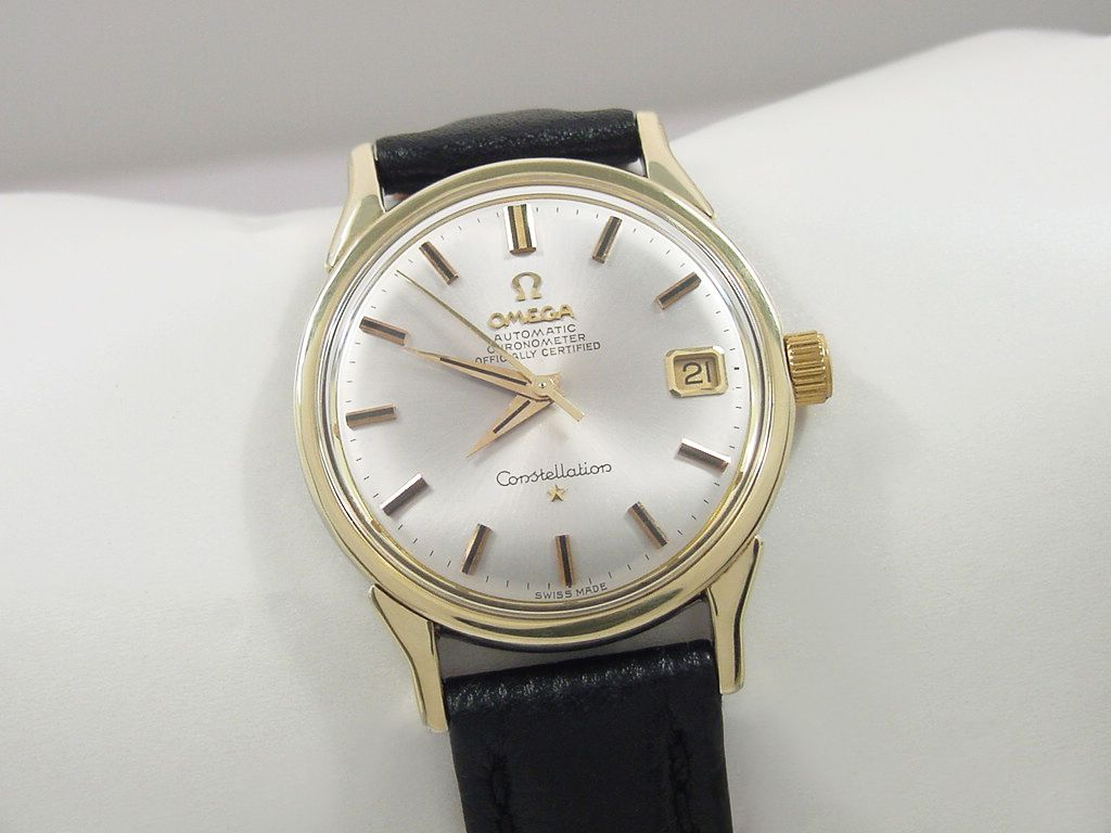 1966 OMEGA CONSTELLATION CHRONOMETER WITH DATE