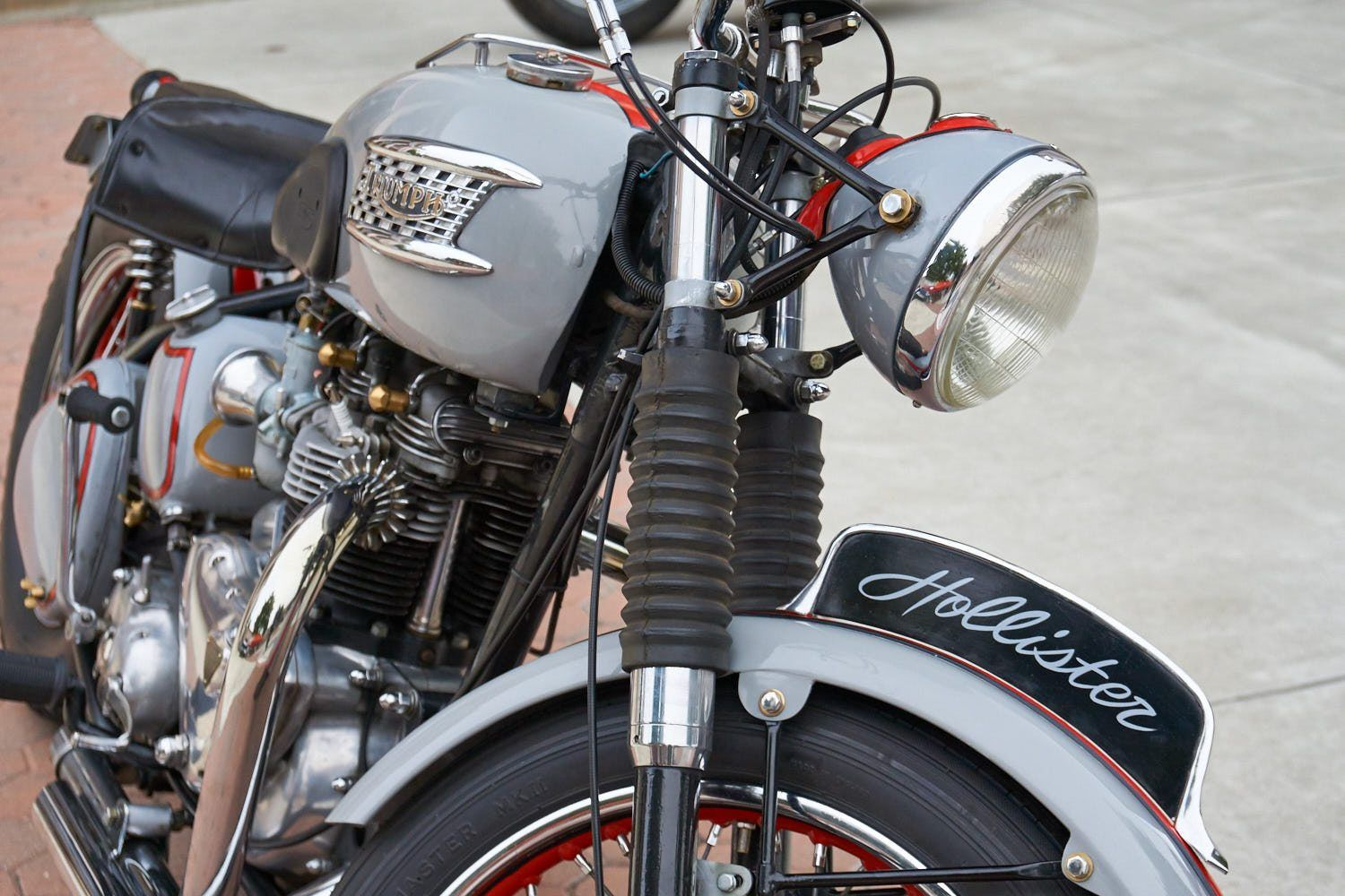 Pin by Gerald Casey on Triumph Customs Vintage iron