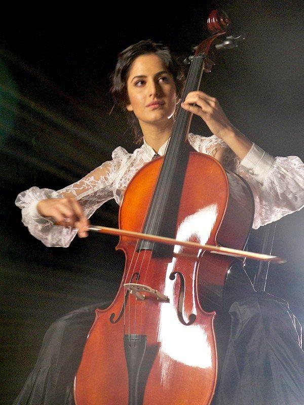 Katrina Kaif Cello Art Cello Photography Musician