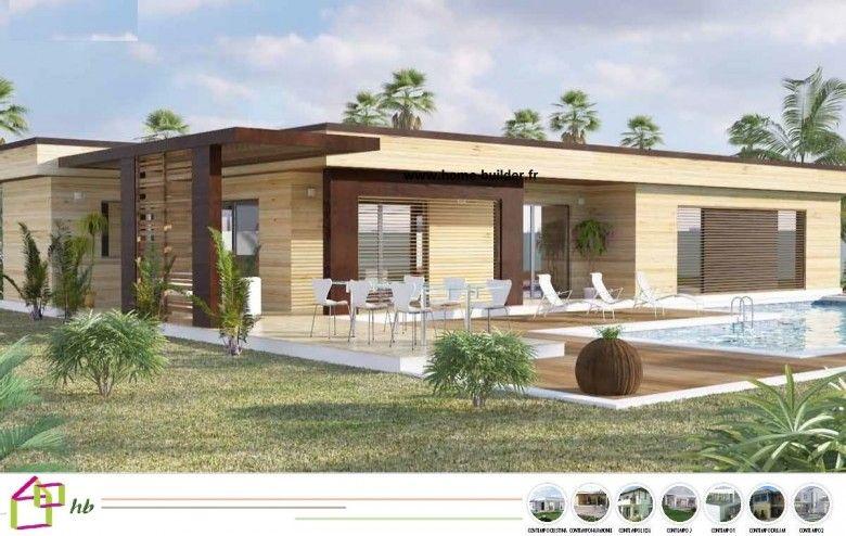 booa constructeur maisons ossature bois design à prix direct