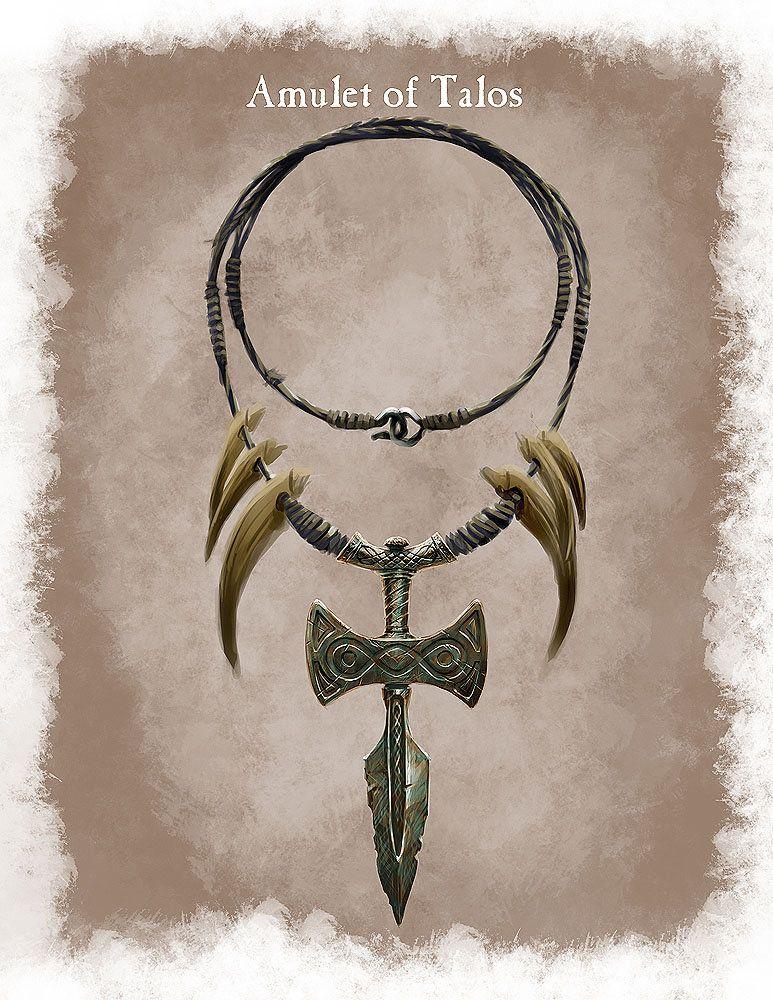 Skyrim Amulet Of Julianos