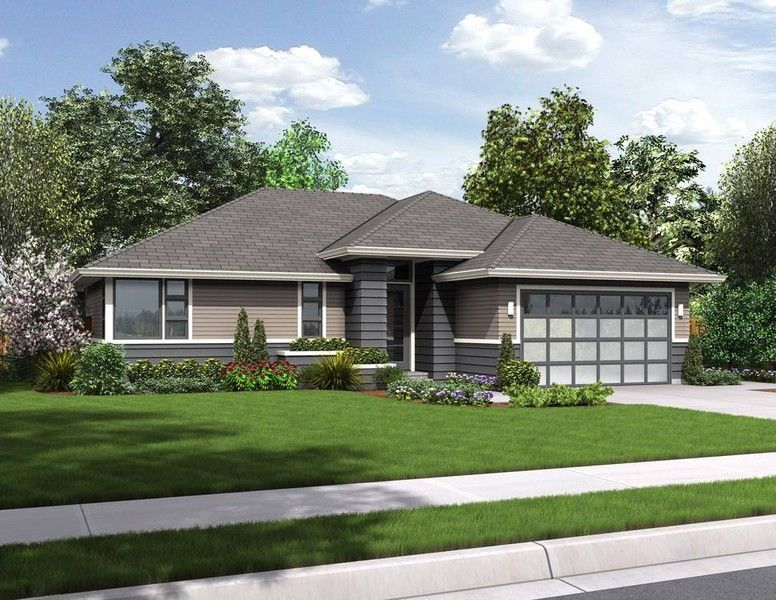 10 Modern Contemporary Ranch House Ideas Ranch Style House Plans Ranch House Designs Ranch Style Homes