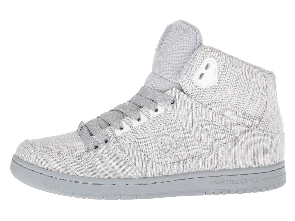 ccbe436359a95a DC Pure High-Top TX SE Women's Skate Shoes Grey/Grey/Grey   Products ...