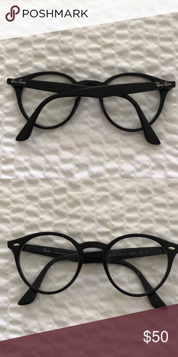ff63c940b57 Spotted while shopping on Poshmark  Authentic Ray Ban eyeglass frames!   poshmark  fashion  shopping  style  Accessories