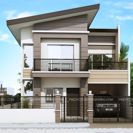 Mateo model is  four bedroom to story house plan that can conveniently be constructed philippines designphilippine housesmodern also rowel rabago rabagorowel on pinterest rh