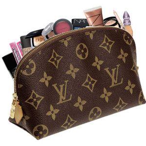 louis vuitton makeup bag cosmetic case
