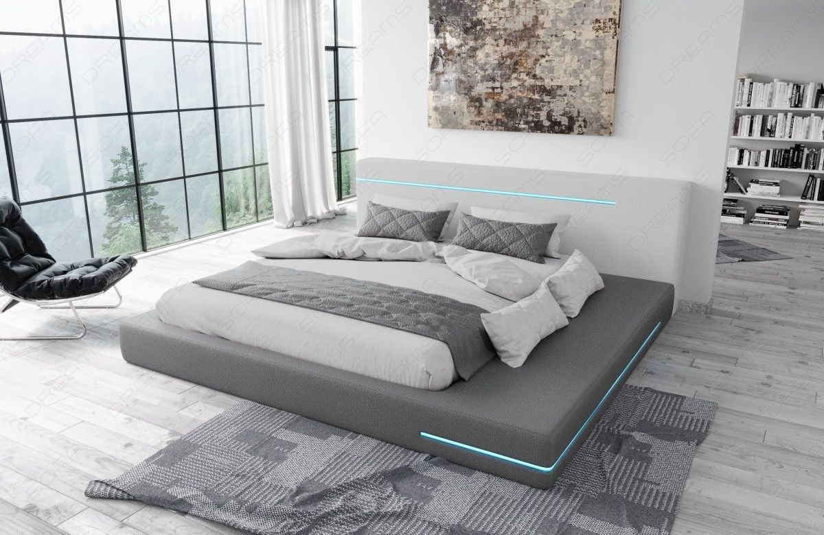Designerbett Rimini Bettgrau Designerbett Rimini In 2020 Designer Bett Luxusschlafzimmer Schlafzimmer Design